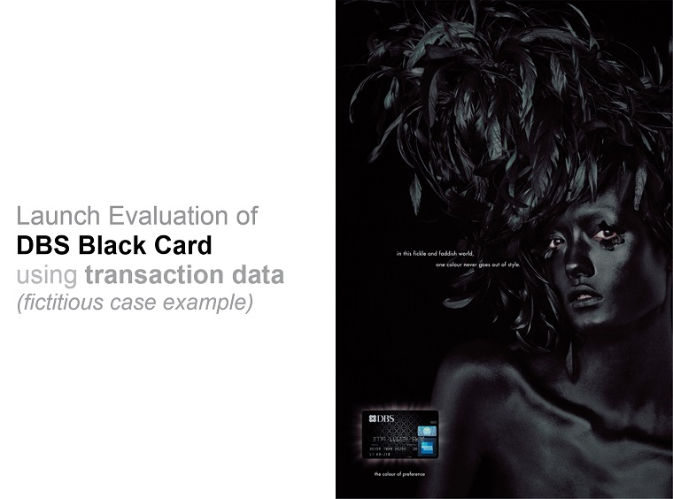 Consumer analytics DBS Black case